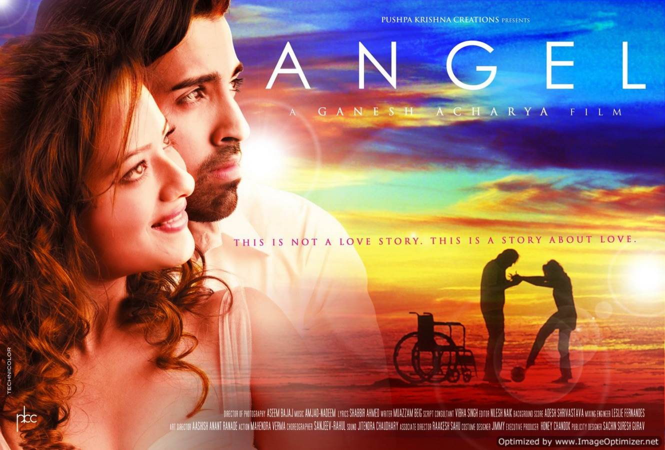 Angel Movie Review Hindi