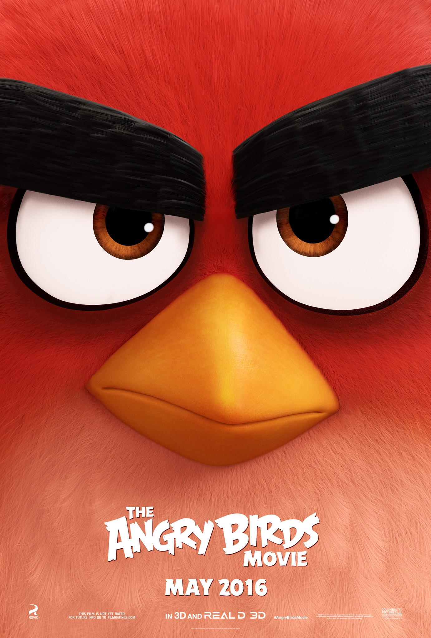 Angry Birds Movie Review English