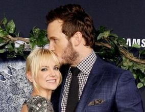 Anna Faris – Chris Pratt Is Very Strict!