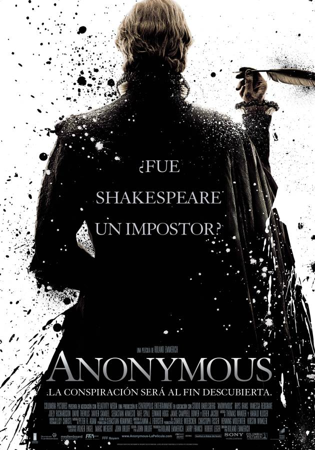 Anonymous Movie Review