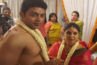 Anu Prabhakar Enters Blissful Married Life Once Again!