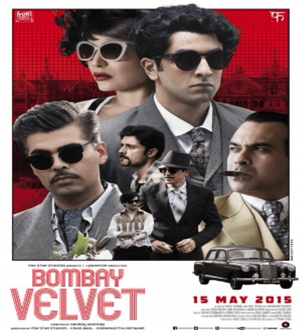 Anurag Kashyap Blames Himself For Bombay Velvet..