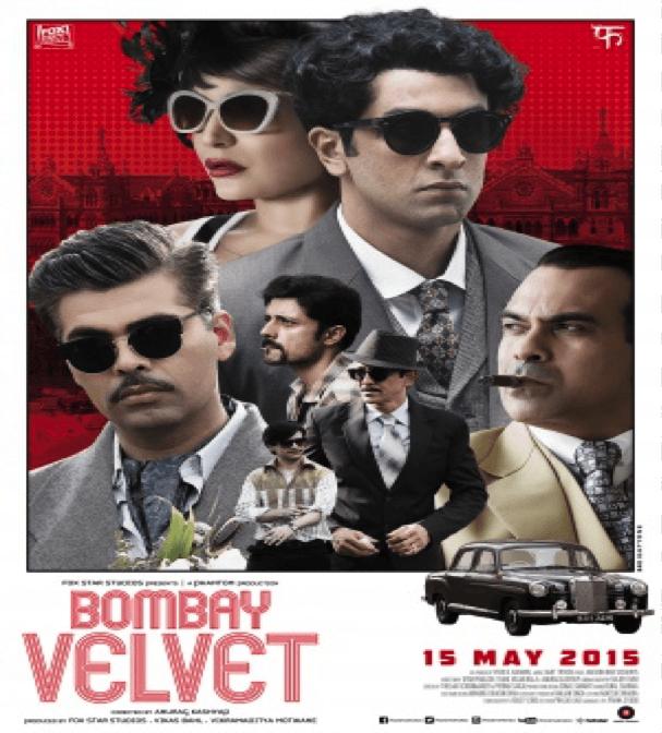 Anurag Kashyap Blames Himself For Bombay Velvet..