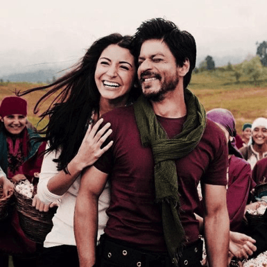 Anushka And SRK Team Up Again