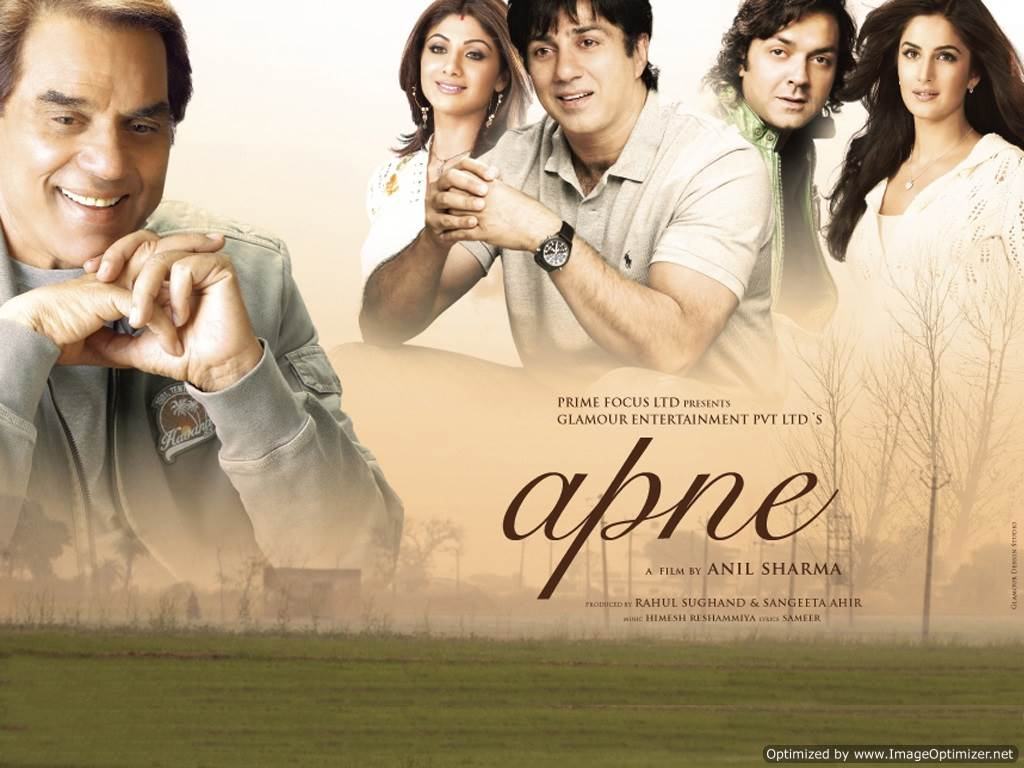 Apne Movie Review Hindi