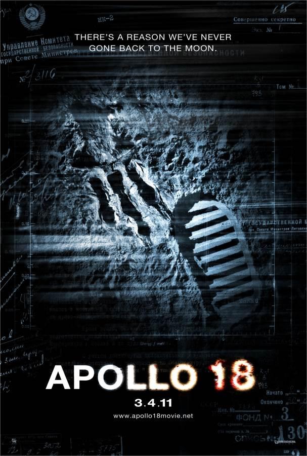 Apollo 18 Movie Review English