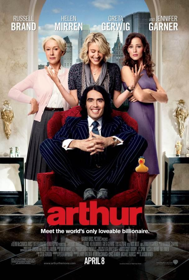 Arthur Movie Review English
