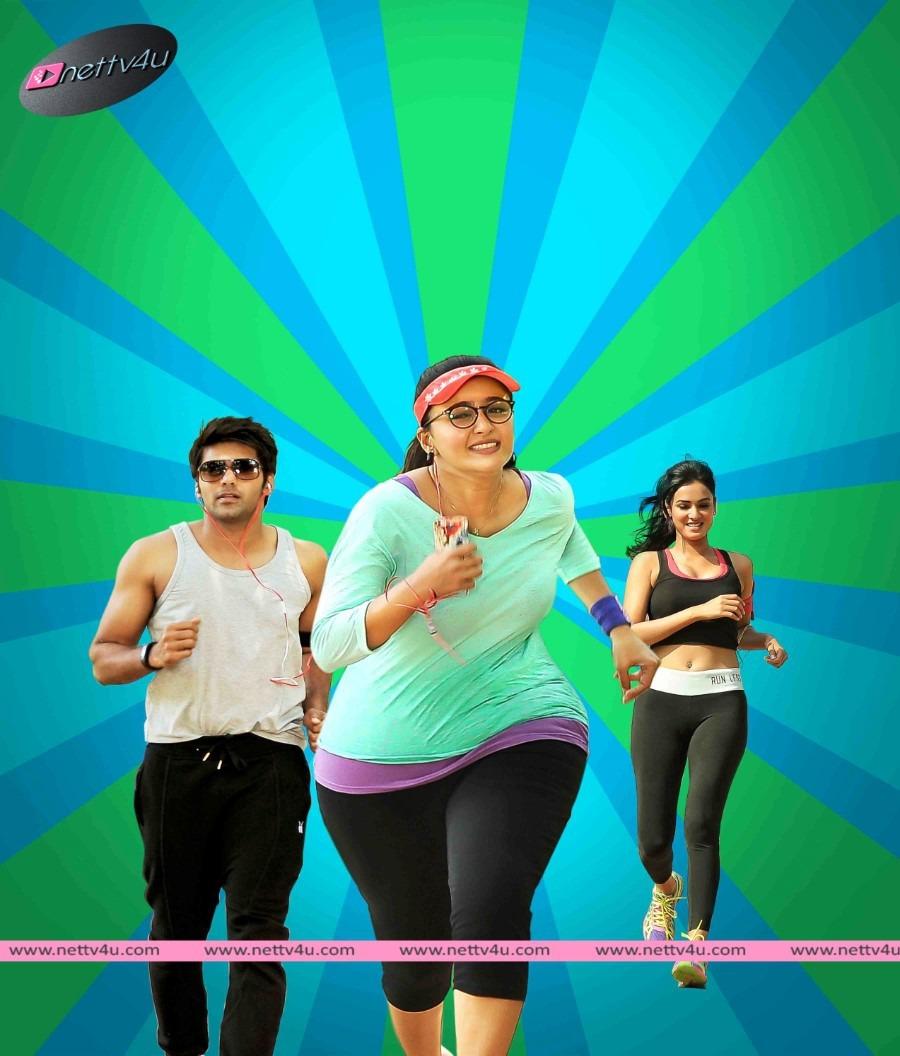 Arya And Anushka's Inji Idupazhagi Movie Stills