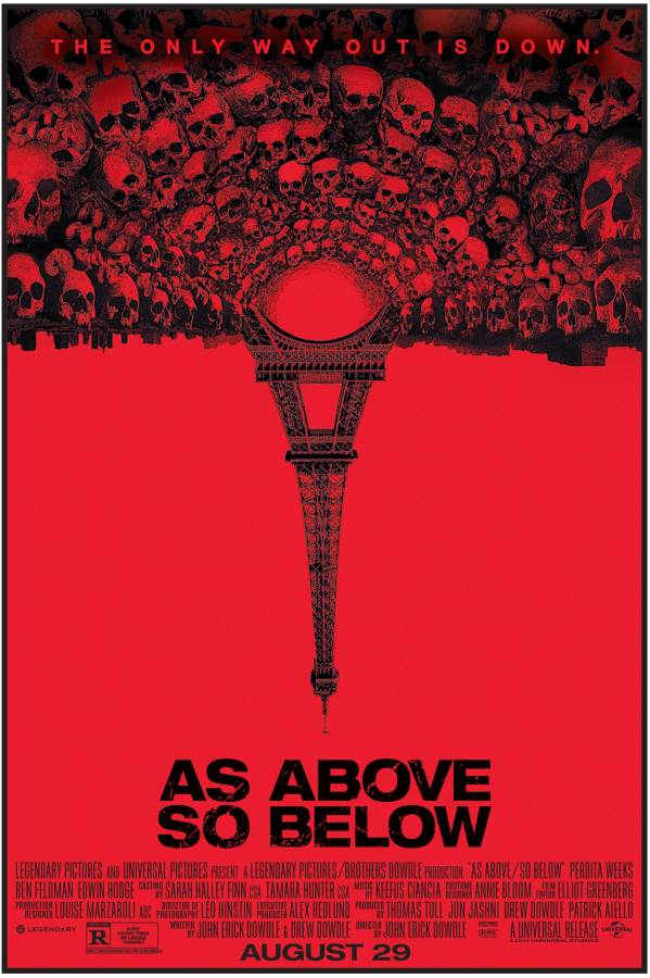 As Above, So Below Movie Review English
