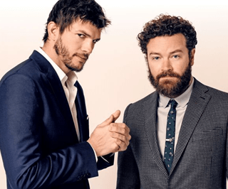 Ashton Kutcher And Danny Masterson Work Together In 'The Ranch'!