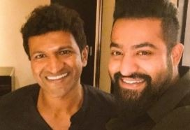 At Last… Jr Ntr Sings For The Power Star!