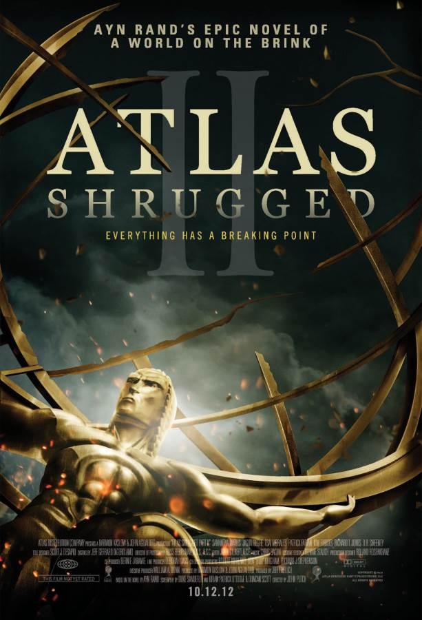 Atlas Shrugged: Part I Movie Review English