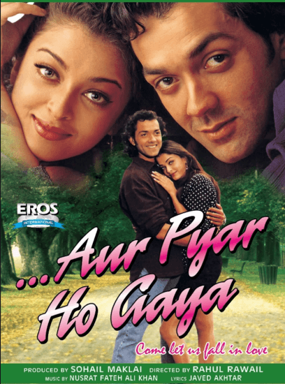 Aur Pyar Ho Gaya Movie Review Hindi Movie Review