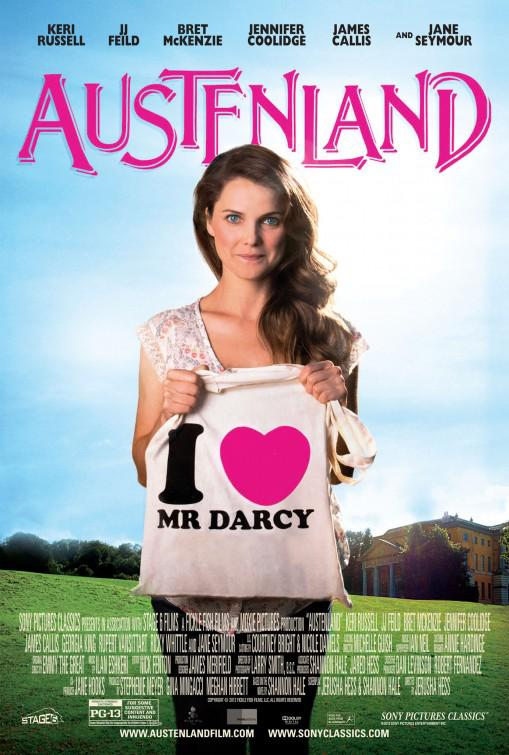 Austenland Movie Review English