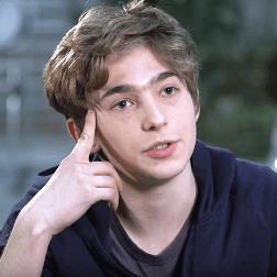 Austin Abrams English Actor