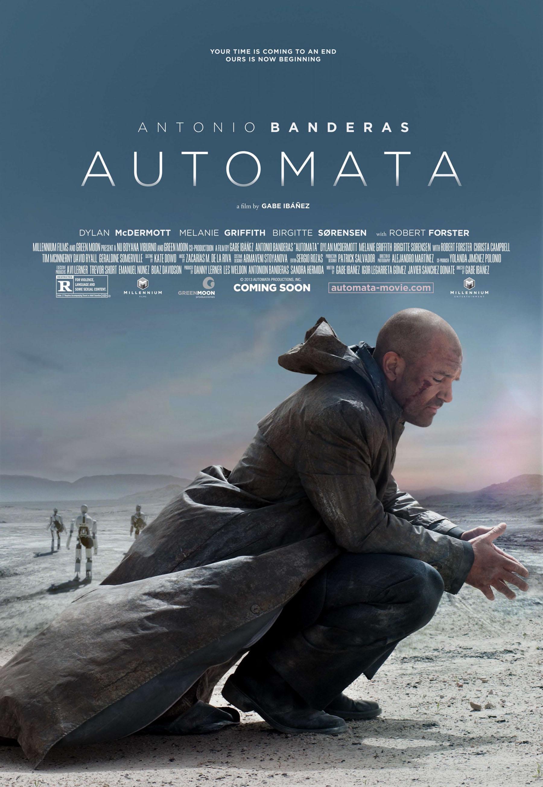 Automata Movie Review English
