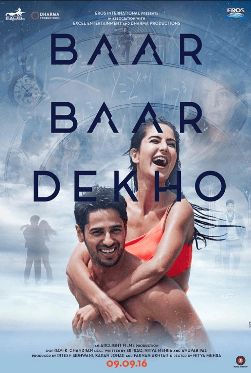 Baar Baar Dekho Movie Review Hindi Movie Review