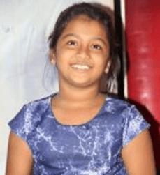 Baby Tejaswini Tamil Actress