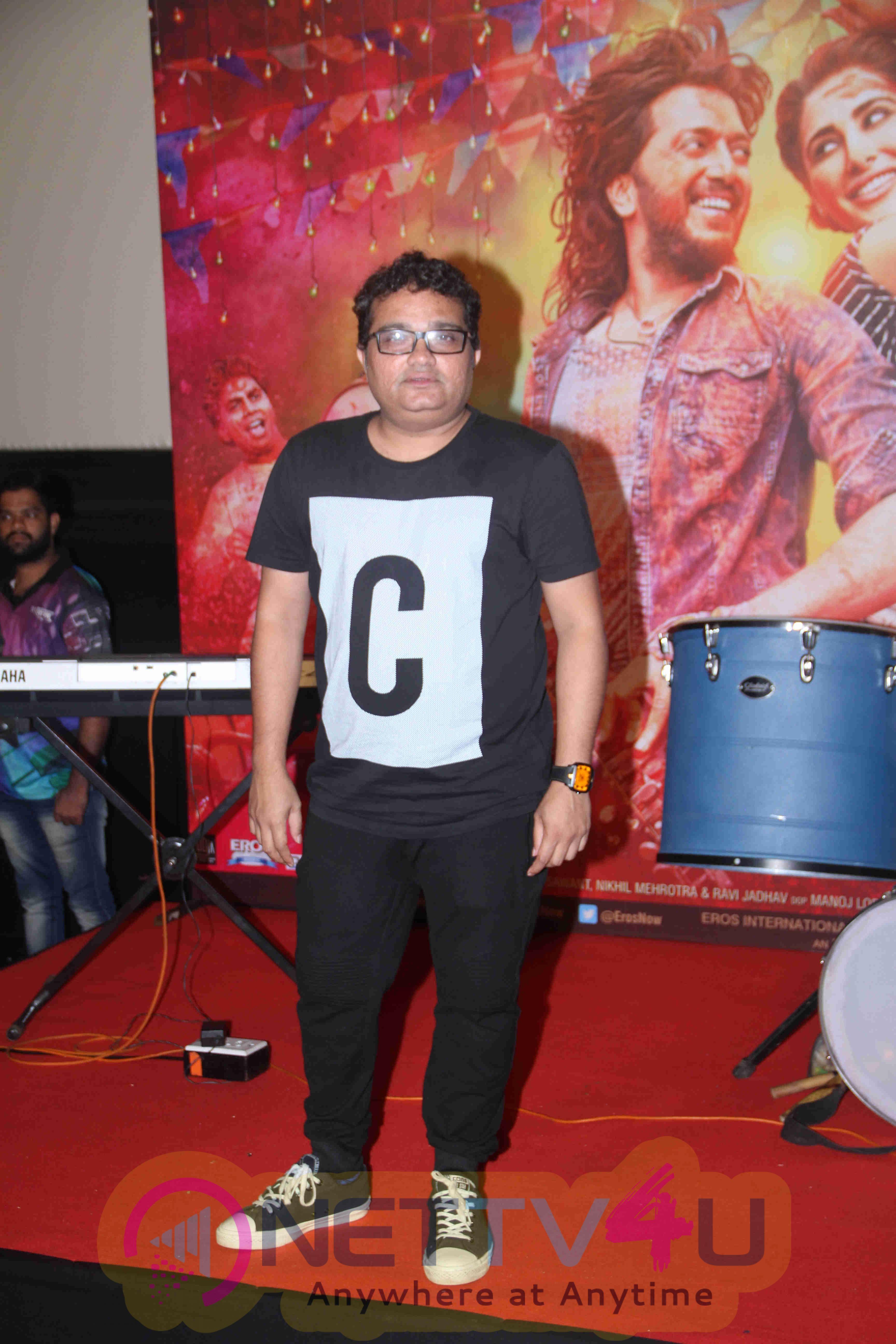 Banjo Hindi Movie Official Trailer Launch Attractive Photos