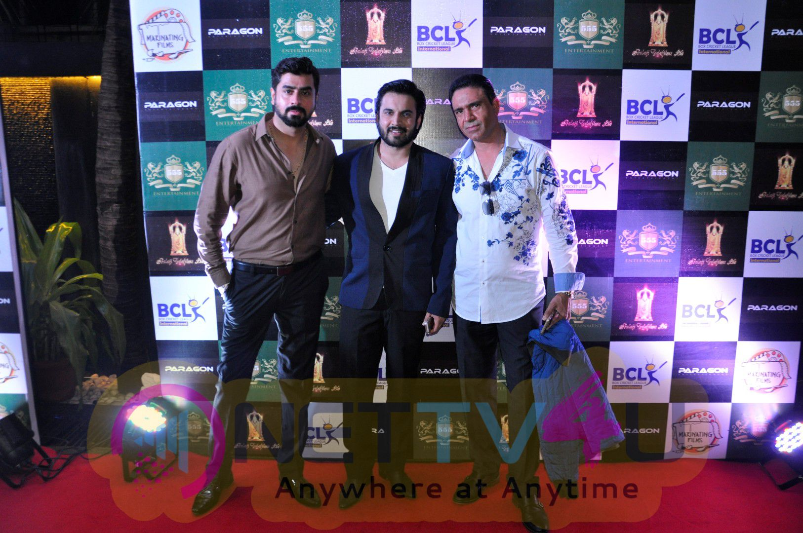 BCL Goes International Announcement Party Exclusive Stills