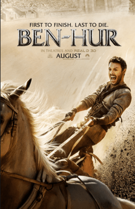 Ben-Hur Movie Review English Movie Review