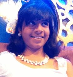Benita Maria Yazhini Tamil Actress