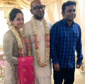 Benny Dayal's Dazzling Wedding Reception!