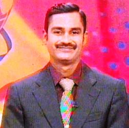 News Reader Bharani Tamil Actor
