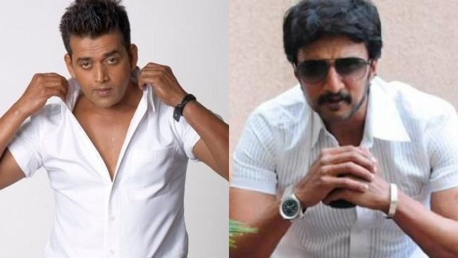 Bhojpuri Actor Ravi Kishan Joins Sudeep!