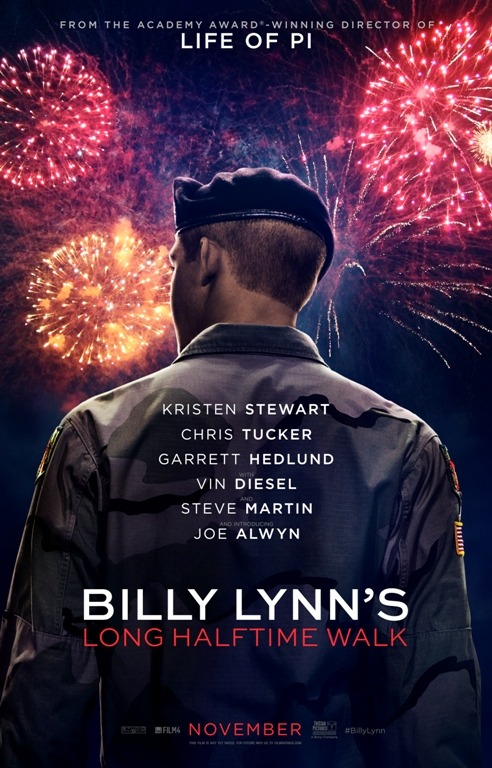Billy Lynn's Long Halftime Walk Movie Review English Movie Review