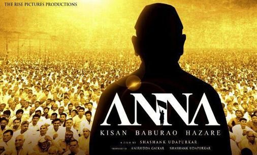 Biopic On Anna Hazare Is Getting Ready!