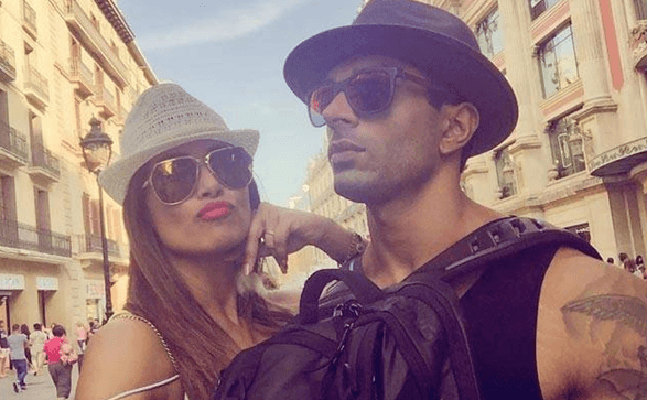 Bipasha And Karan's Spain Time!