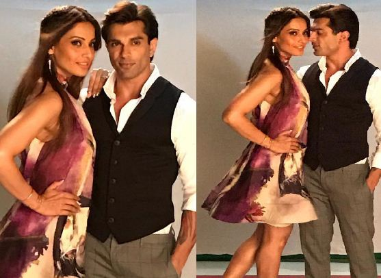 Bipasha Basu Unites With Her Husband Karan For A Project!