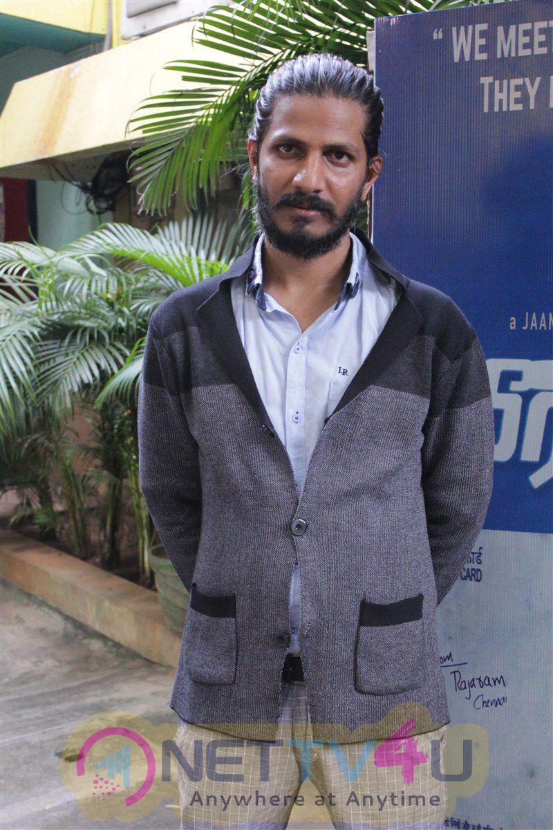 Birangi Puram Movie First Look Motion Poster Launch Photos