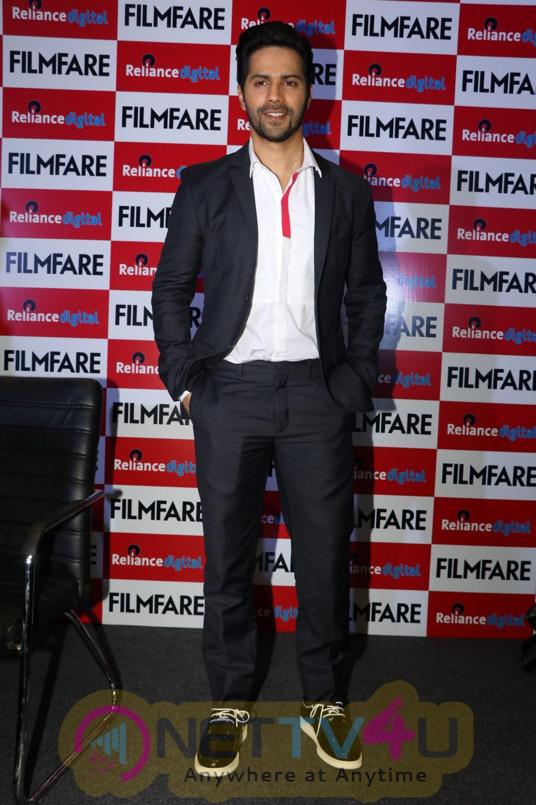 Bollywood Actor Varun Dhawan Launches Filmfare August 2016 Cover Issue Photos