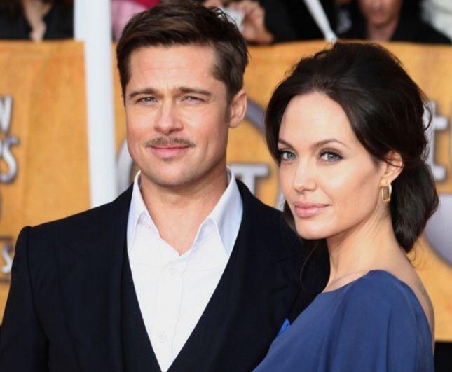 Brad Pitt Cheated Angelina?