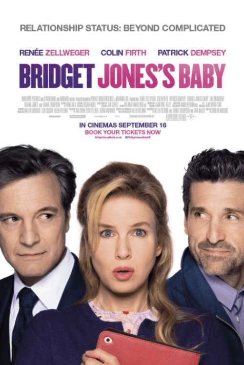 Bridget Jones Baby Movie Review English Movie Review