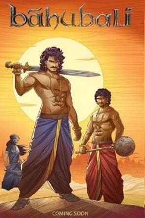 Baahubali Comics Launched!