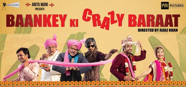 Baankey Ki Crazy Baraat Movie Review Hindi