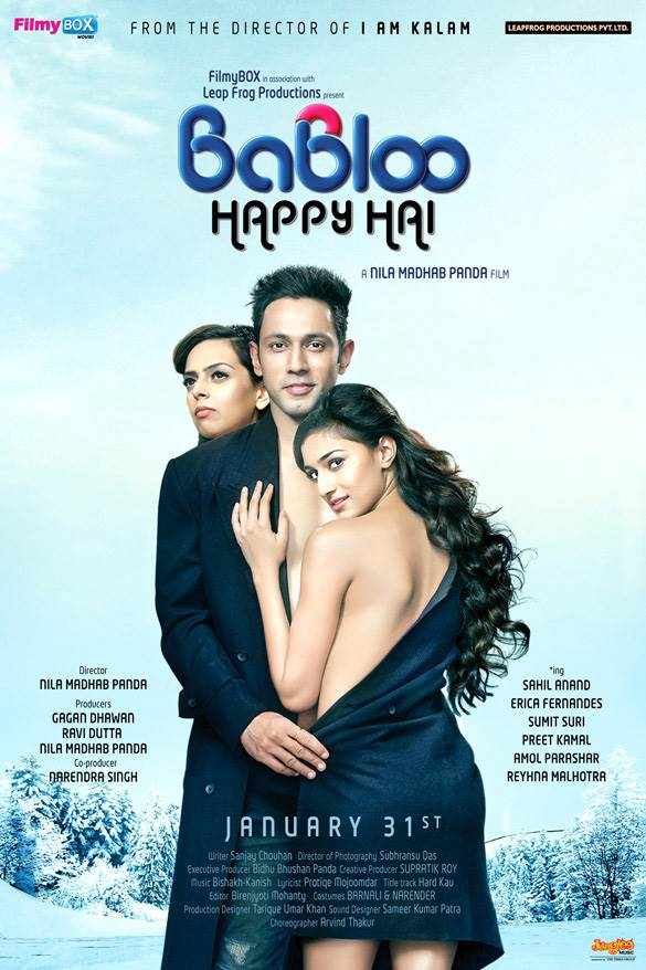 Babloo Happy Hai Movie Review Hindi