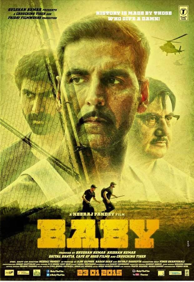 Baby Movie Review Hindi