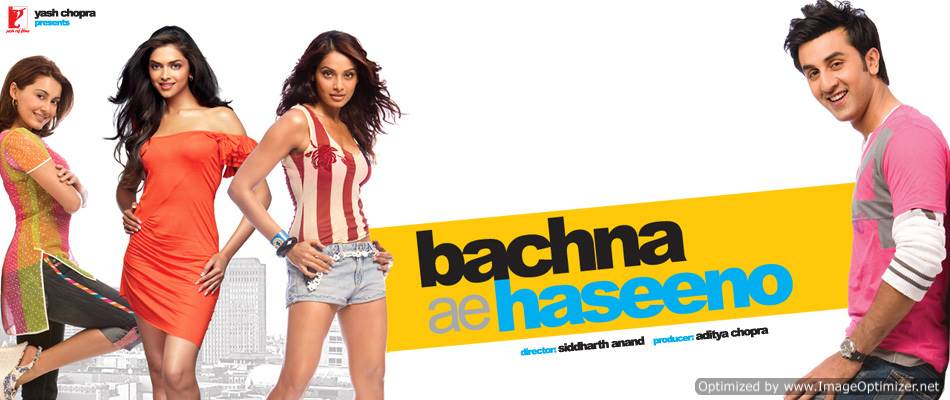 Bachna Ae Haseeno Movie Review Hindi