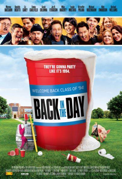 Back In The Day Movie Review English
