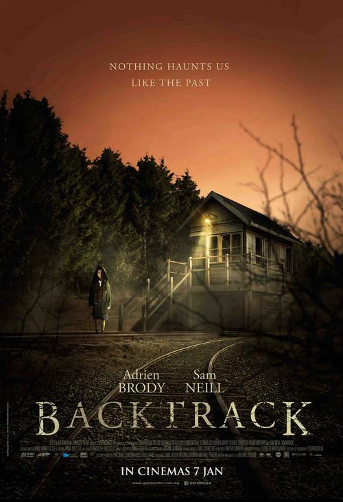 Backtrack Movie Review English Movie Review