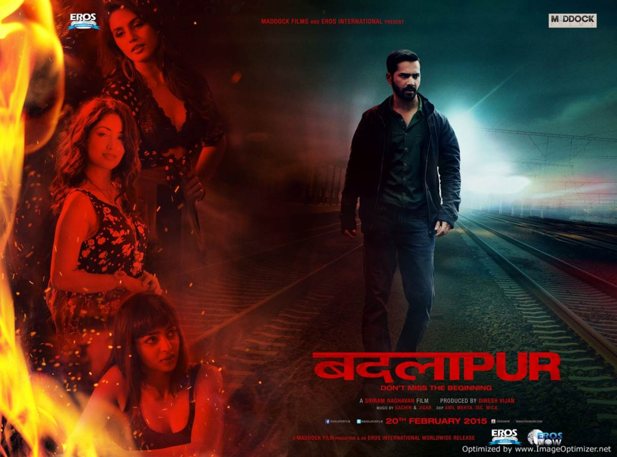 Badlapur Movie Review Hindi