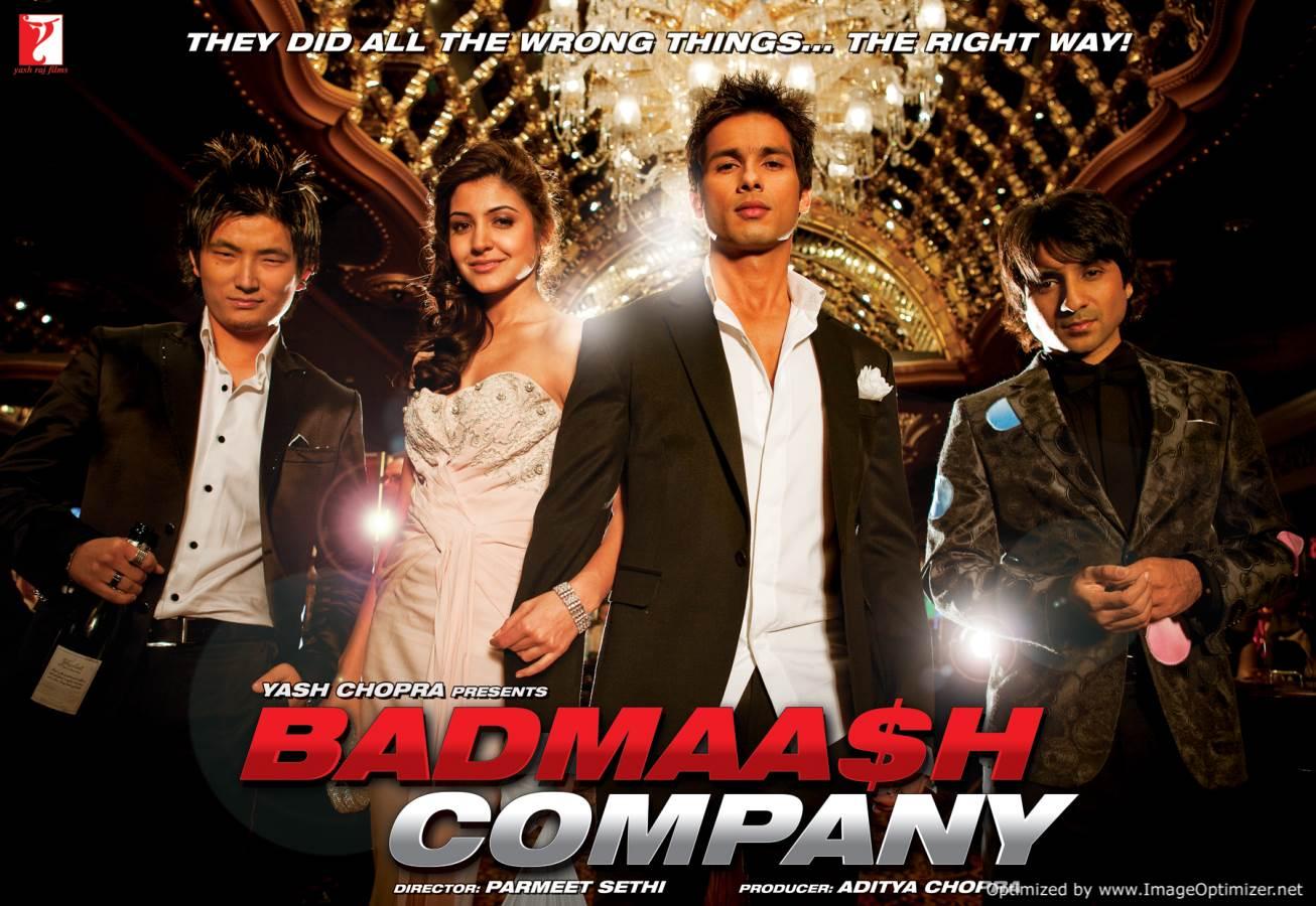 Badmaash Company  Movie Review Hindi