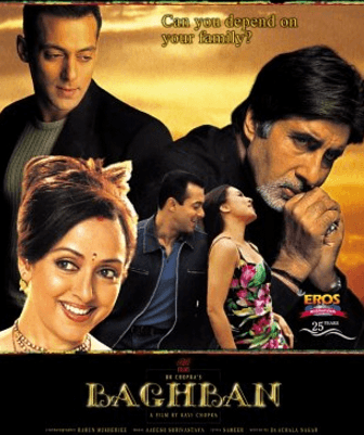 Baghban Movie Review Hindi Movie Review
