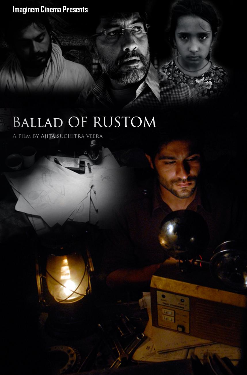 Ballad of Rustom Movie Review Hindi