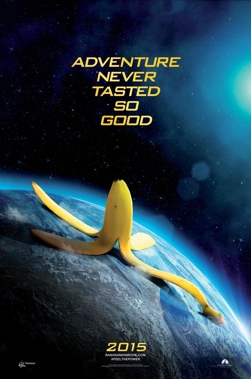 Bananaman Movie Review English