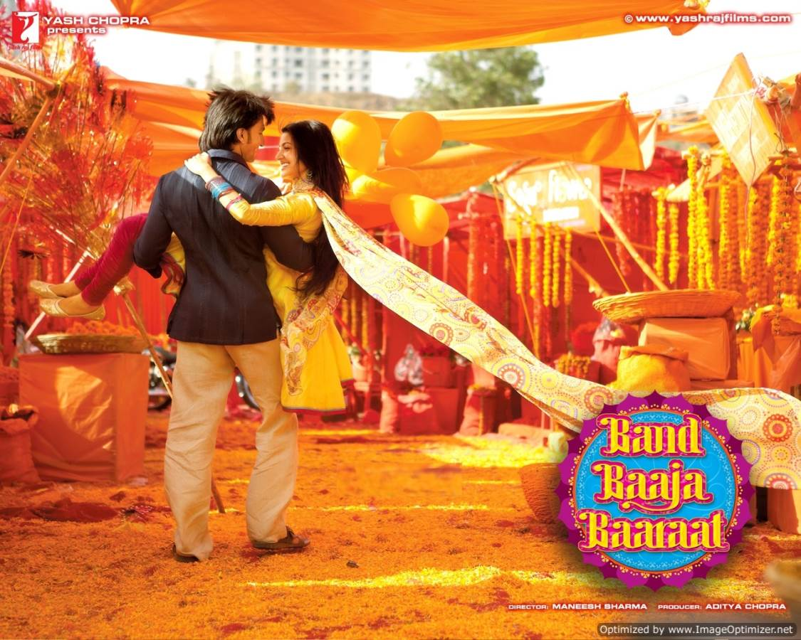 Band Baaja Baaraat  Movie Review Hindi